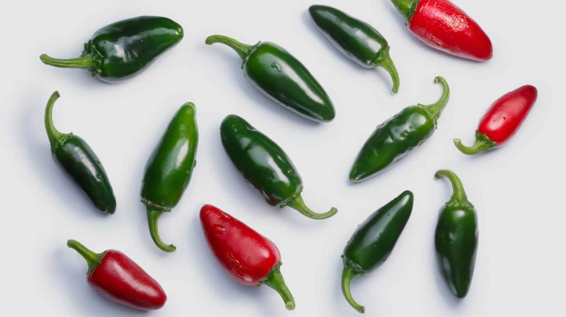 Image result for Jalapeno and Cayenne