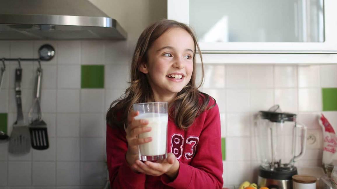 Laktoz içermeyen süt