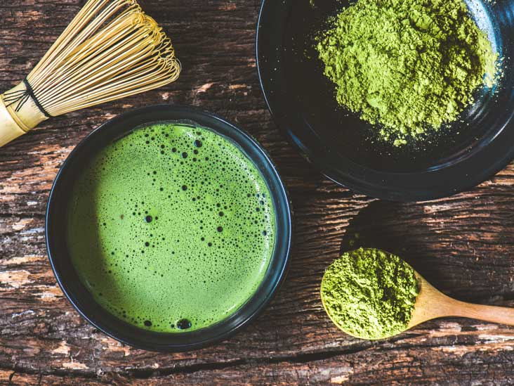 Matcha Even More Powerful Than Regular Green Tea