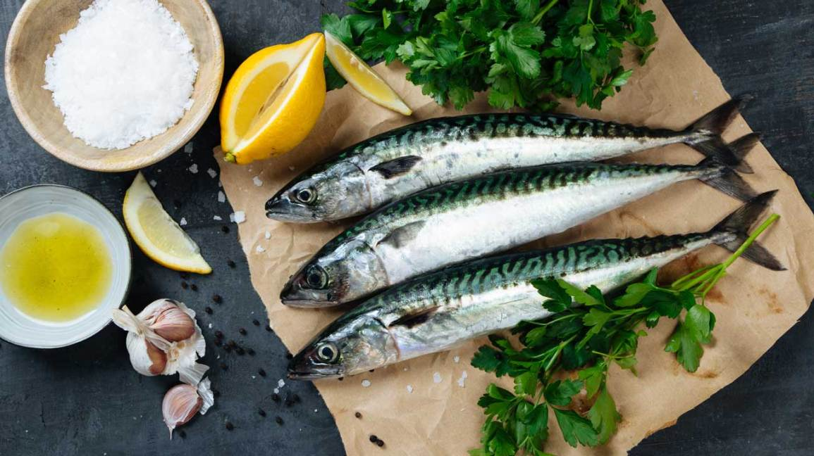 Image result for black people eating mackerel