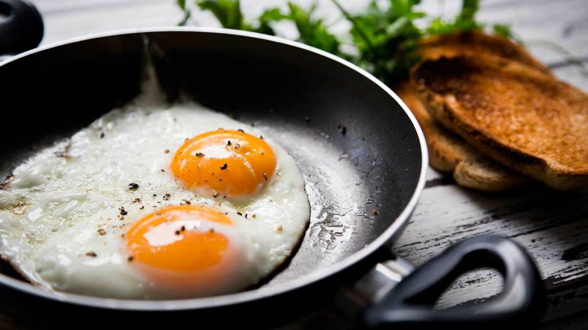 Pastured vs Omega 3 vs Conventional Eggs