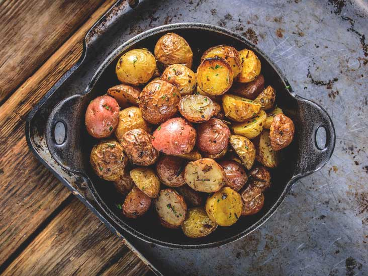 20f52a0941fda 7 Health and Nutrition Benefits of Potatoes