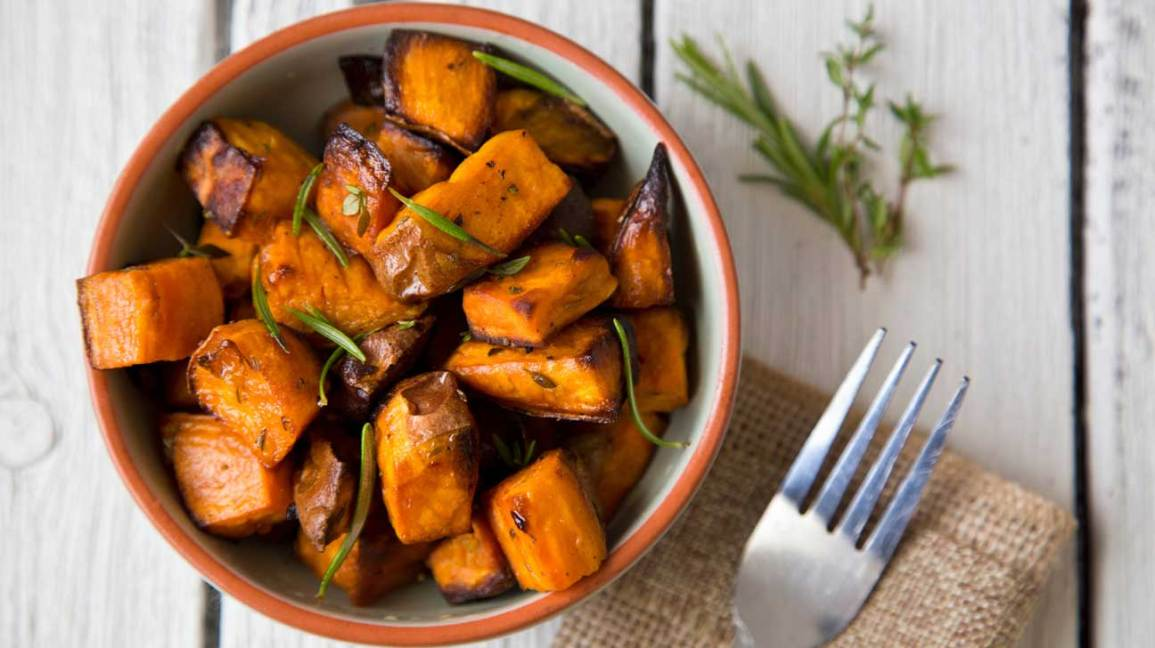 Root Vegetables Sweet Potatoes