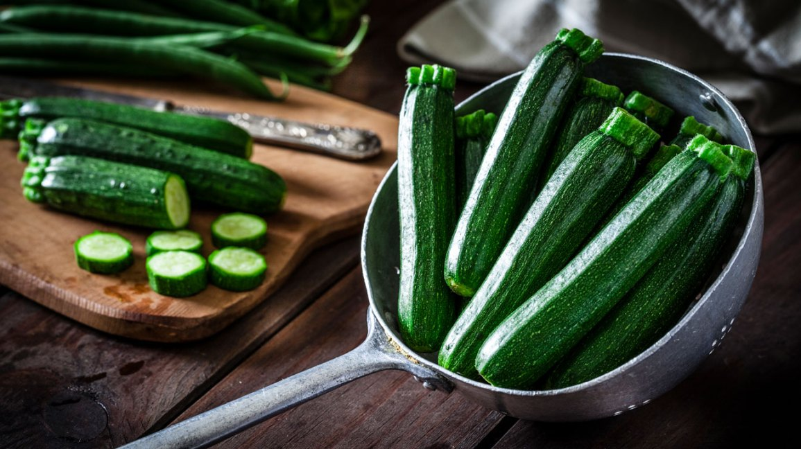 12 Health and Nutrition Benefits of Zucchini