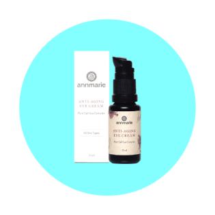Anti-aging eye cream with CoQ10