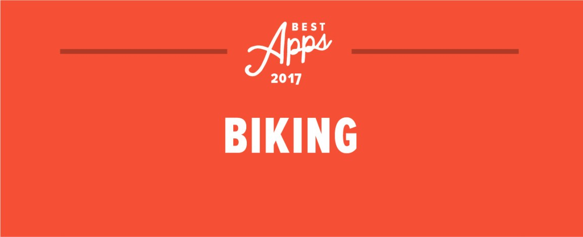 best biking apps