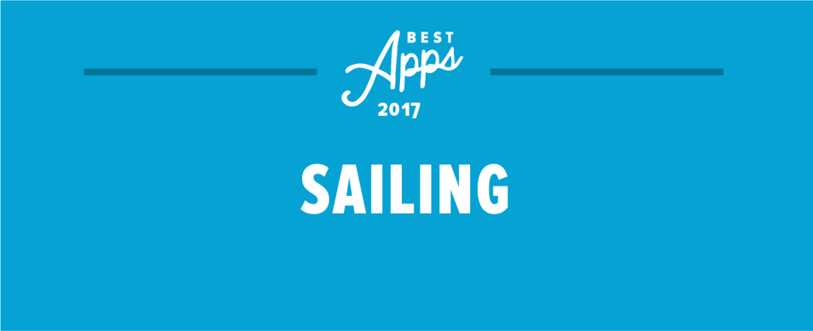 The Best Sailing Apps of the Year