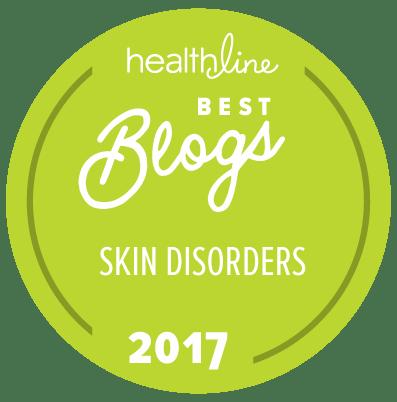 skin disorder best blogs badge