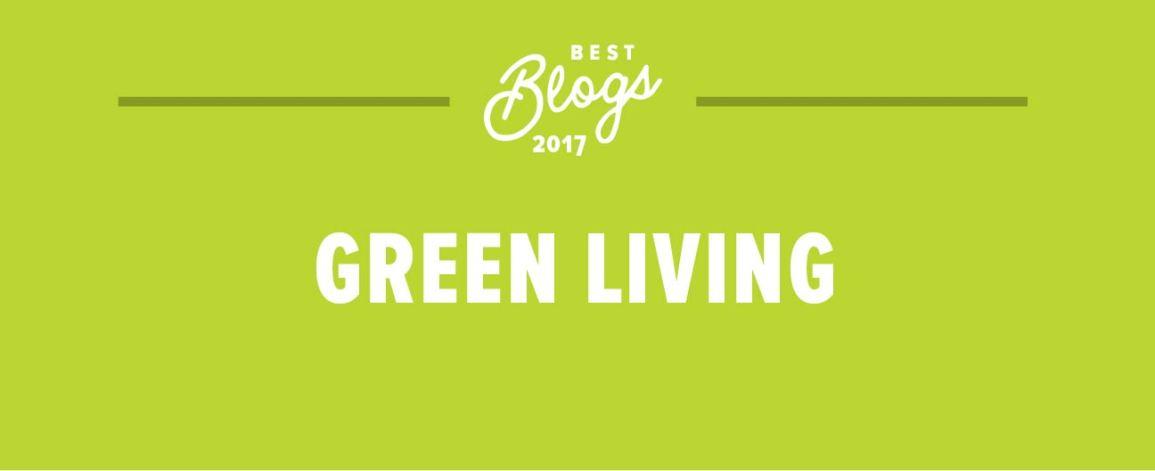 best green living blogs