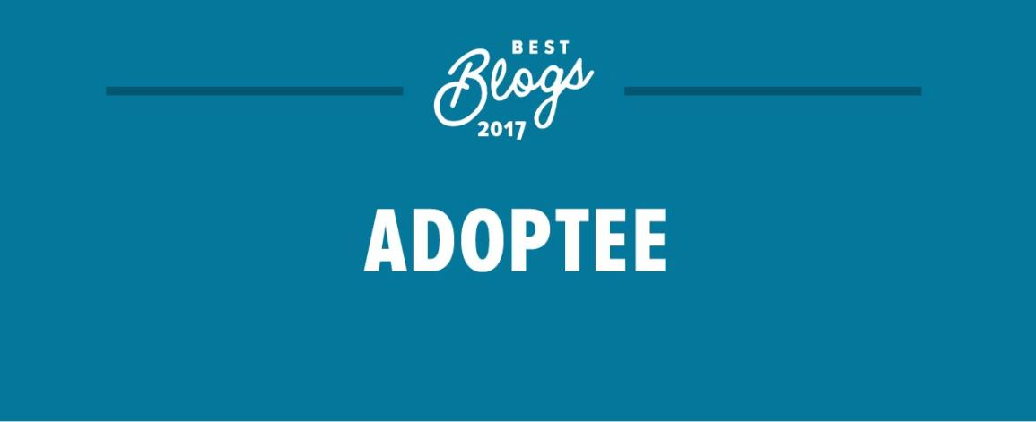 Best Adoptee Blogs