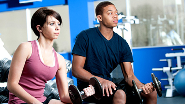 Gym legal age teenager