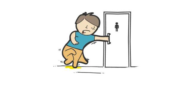 bathroom urges increase near restroom