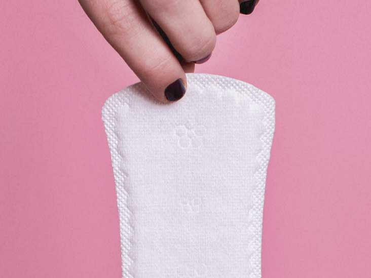 Question excess vaginal mucus once a month