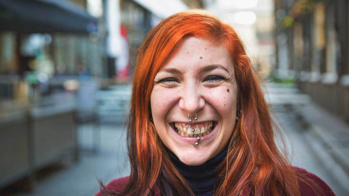 Smiley Piercing Pictures Pros Cons Procedure Care Risks More