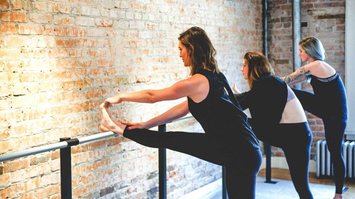 Hot Jobs Barre Fitness Instructor