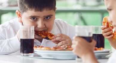 teens and obesity