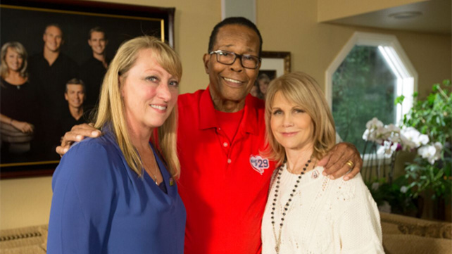 Rod Carew heart transplant