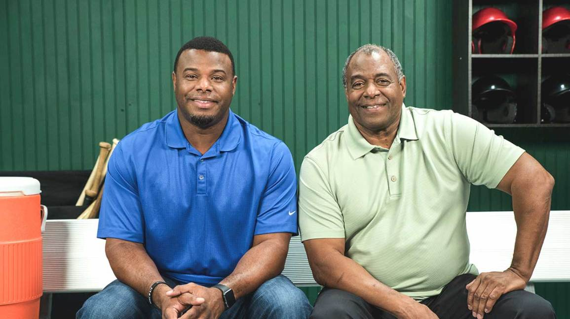 Griffey men's health awareness