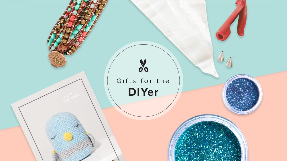 diy craft gift guide