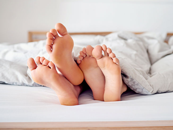Lack of sex cause enlarged prostate