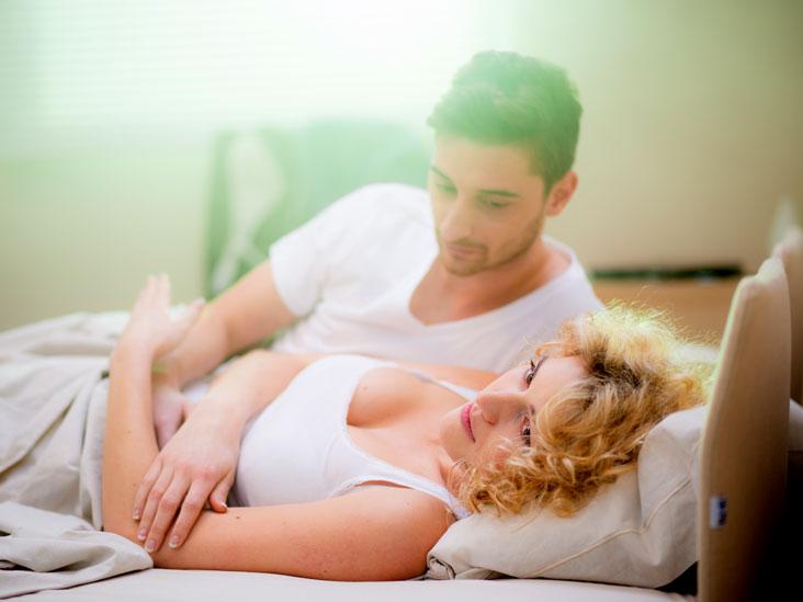 Intensity of orgasm orgasms