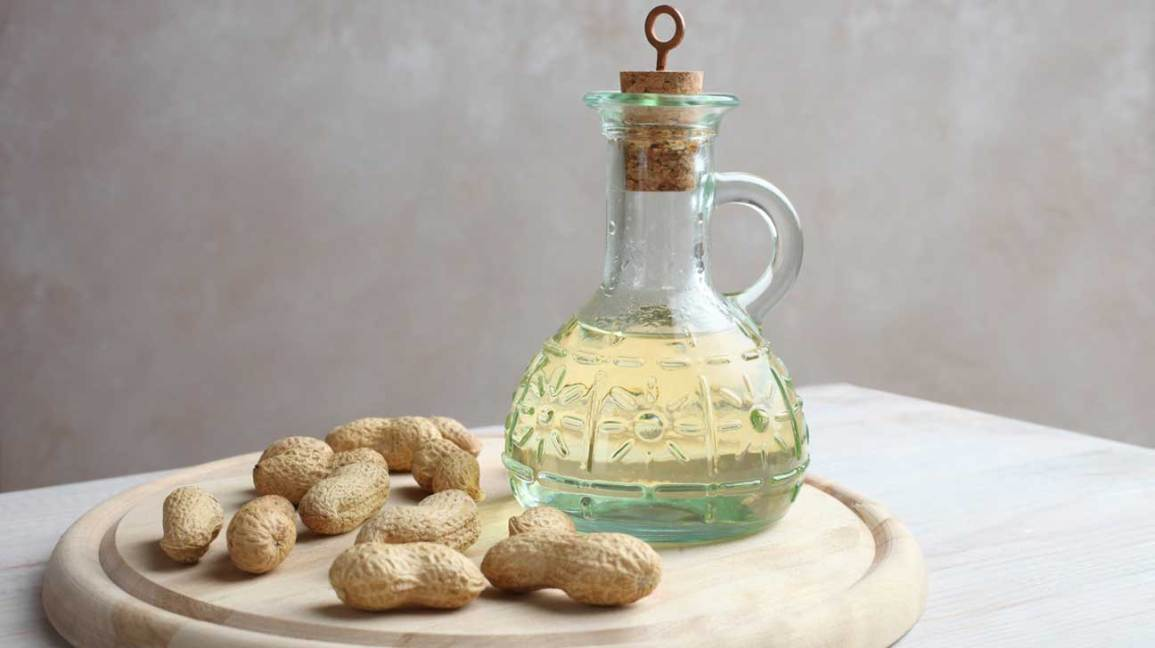 Peanuts and Peanut Oil