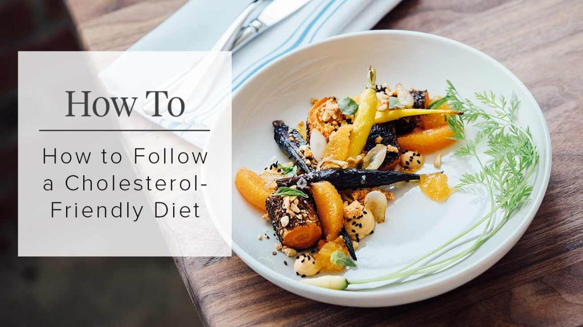 how to follow a diet