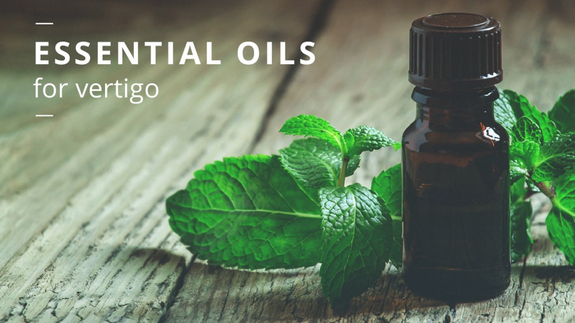 Are There Essential Oils For Vertigo