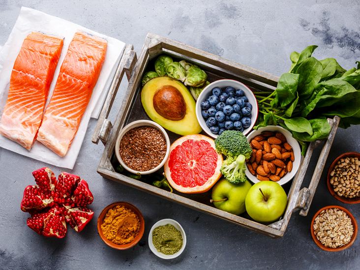 Diet And Heart Health Basics