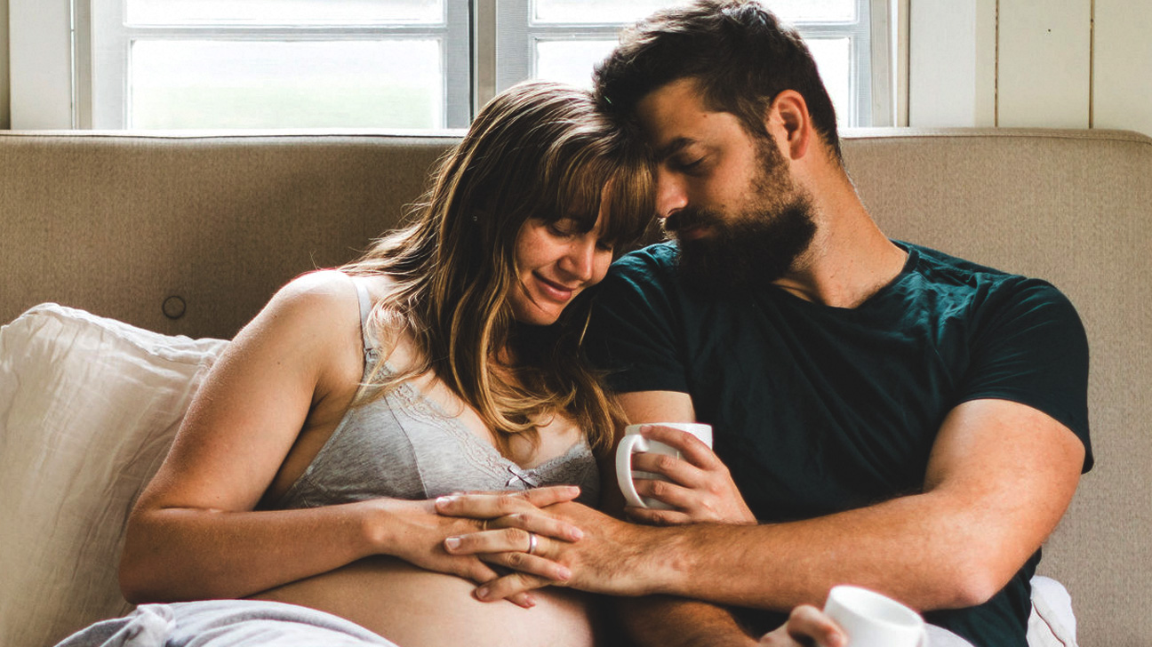 Oral sex with pregnant women remarkable
