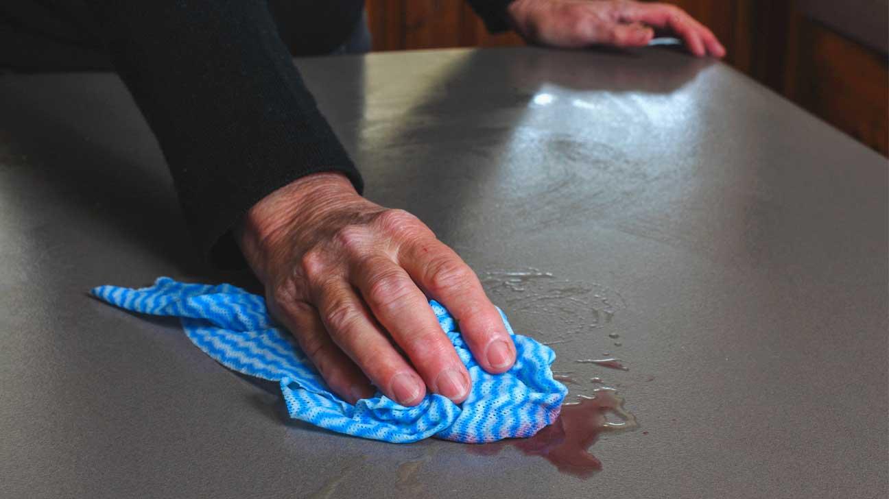 kitchen towels modern flooring bacteria on share pinterest