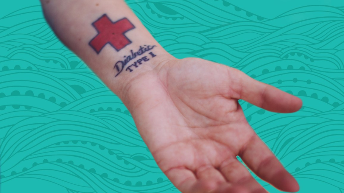 7 Inspiring Diabetes Tattoos