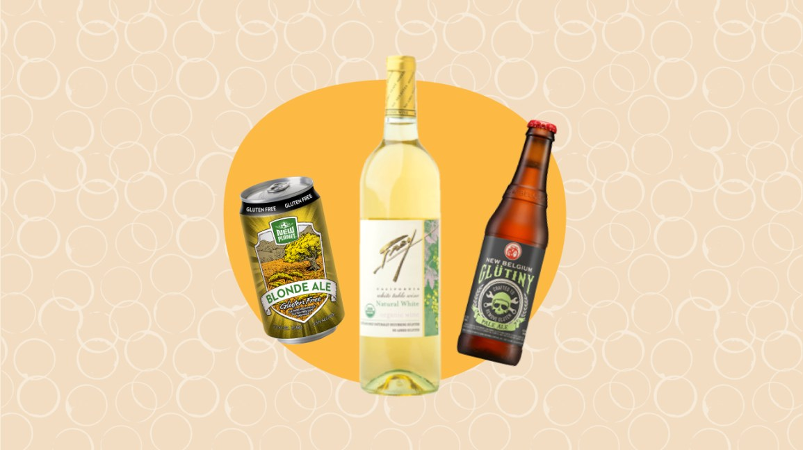Organic and Gluten-Free Alcohol to Try Now