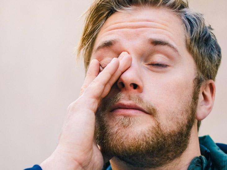 mens dark circles under eyes treatment