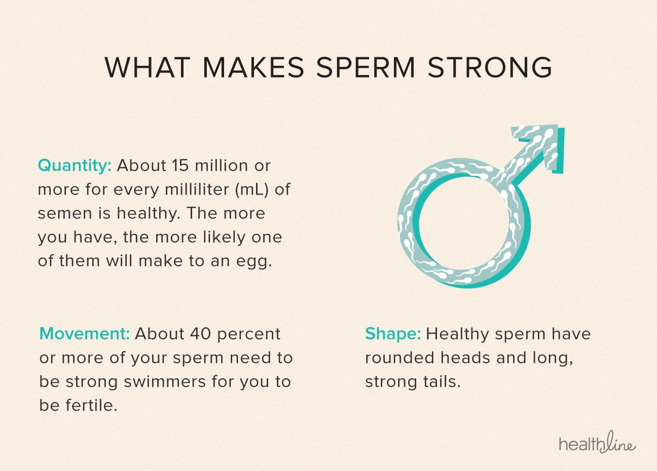 mere sperm produktion