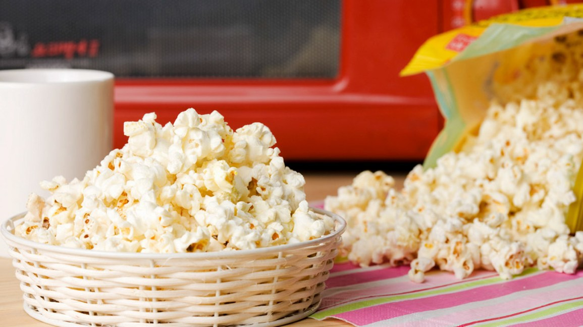 microwave popcorn cancer