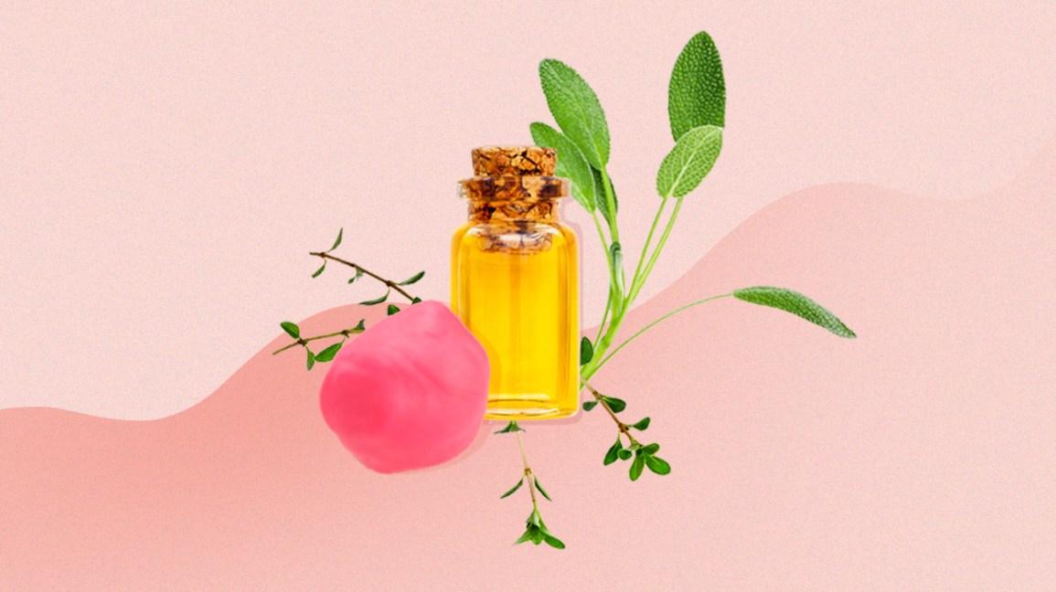 Esta plastilina de aromaterapia de lavanda de bricolaje aliviará su estrés