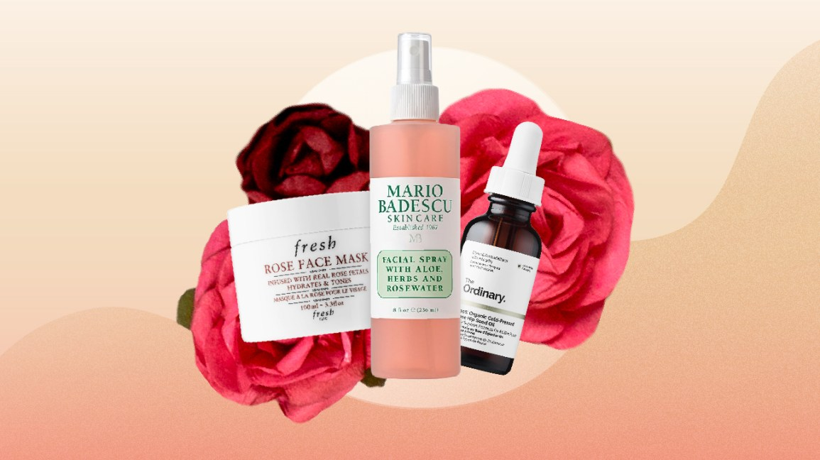 Rose Skin Care Products