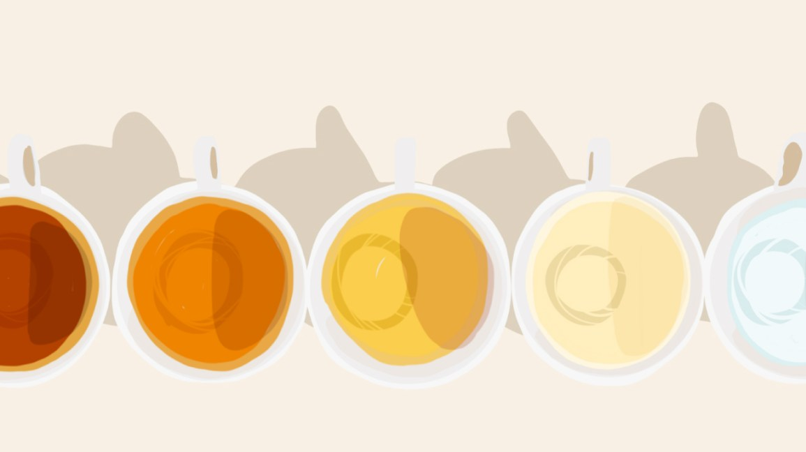 Are You Dehydrated? Our Pee Color Chart Will Tell You