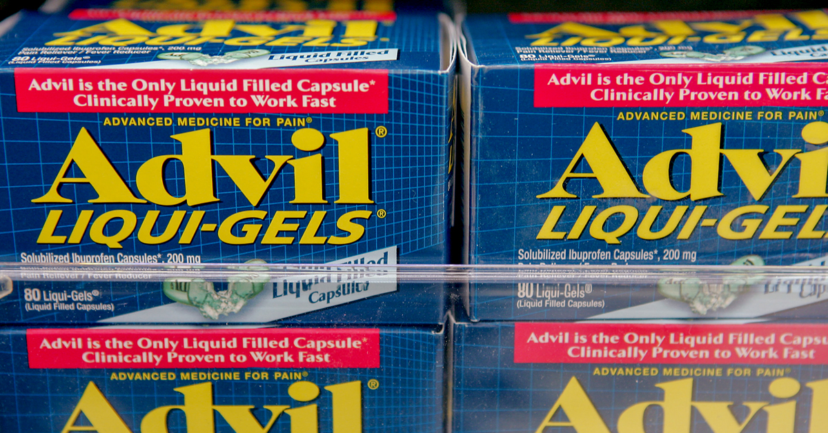 How Long Does Advil Last In Your Body - pdfshare