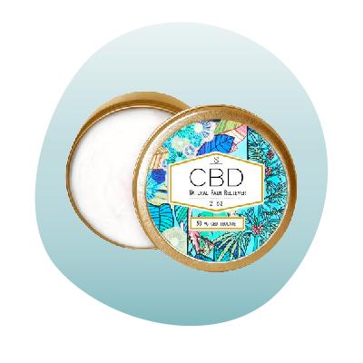 cbd skin care company