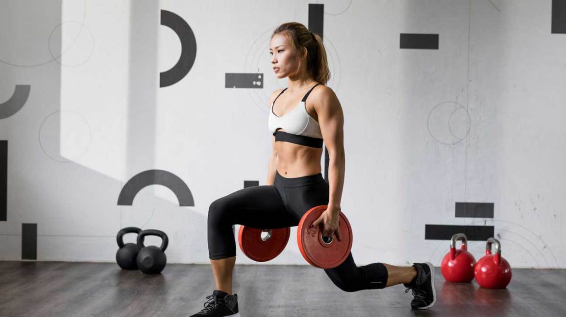 20 Moves to Get Stronger in 2 Weeks