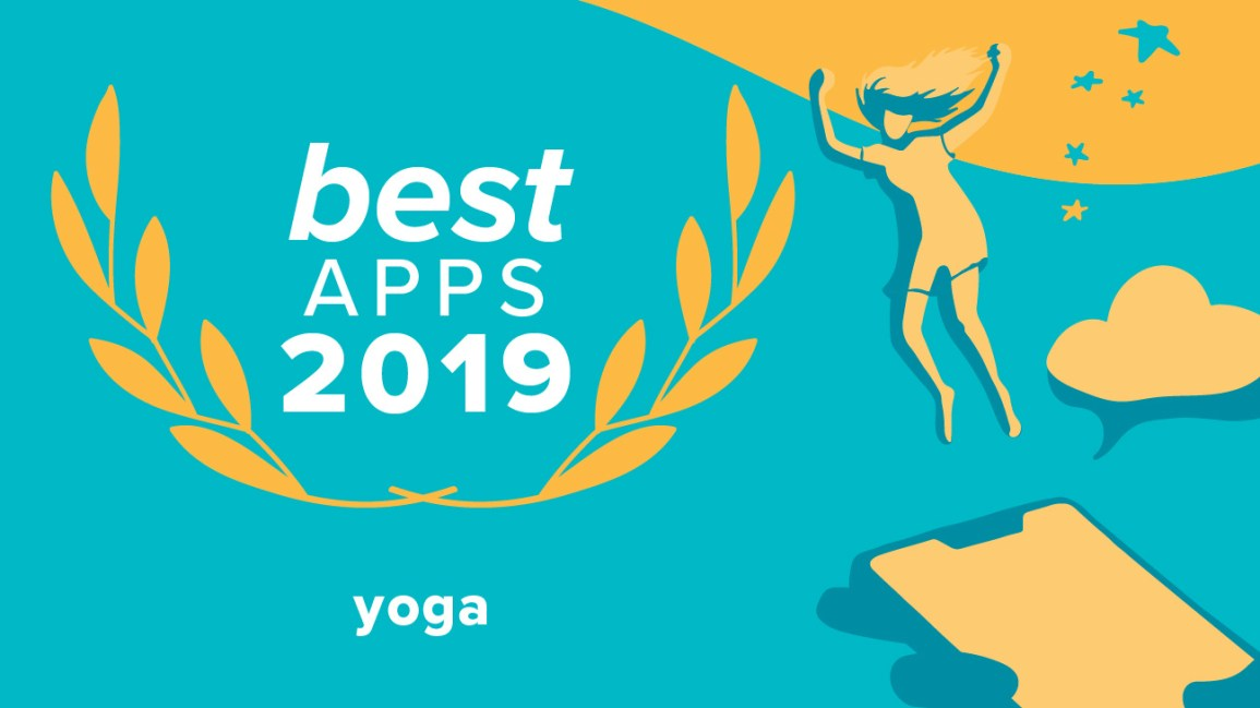0095105edd2 Best Yoga Apps of 2019