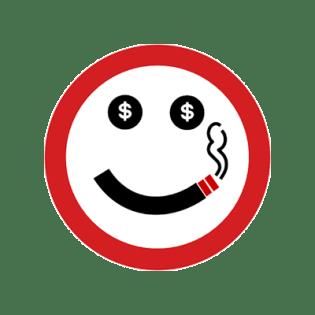 ficar rico ou morrer fumando