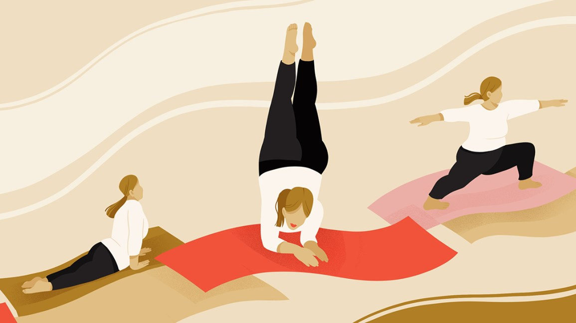 Thoughts From the Yoga Mat: On Fat-Phobia and Passing Judgement