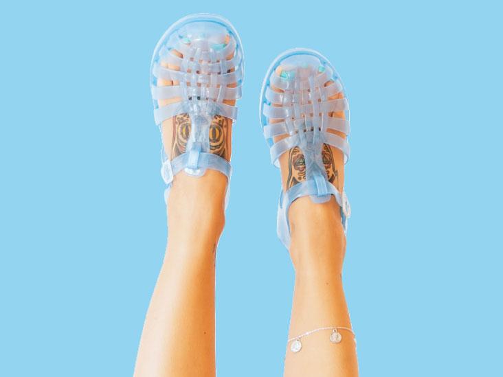 Something bottom foot girl necessary