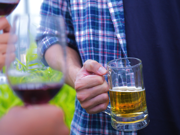 Kidney Pain After Drinking Alcohol What Could Be Causing It