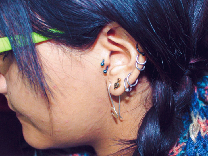 My piercing rodballs