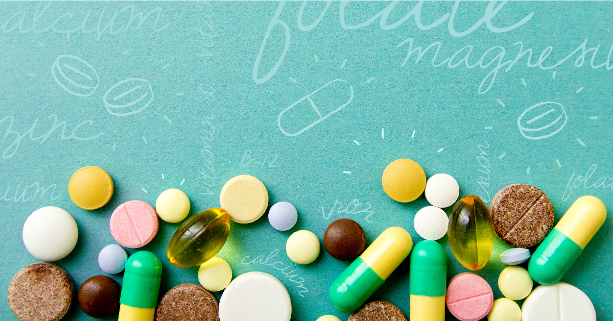5 supplements you really need take daily