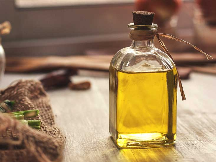 is baby oil safe for internal use